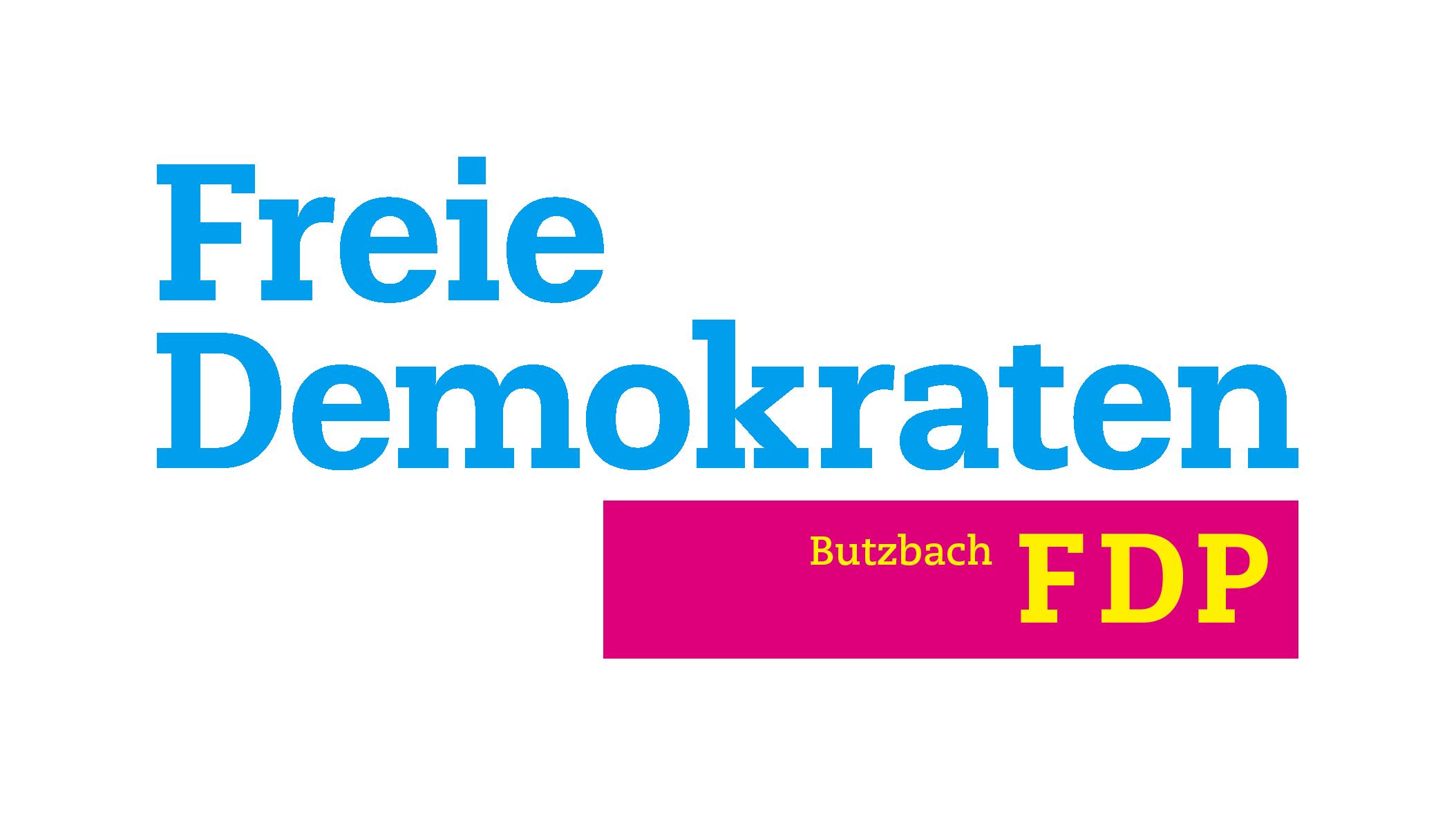 Logo FDP Butzbach